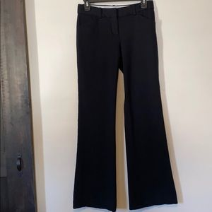 THEORY Black Trousers